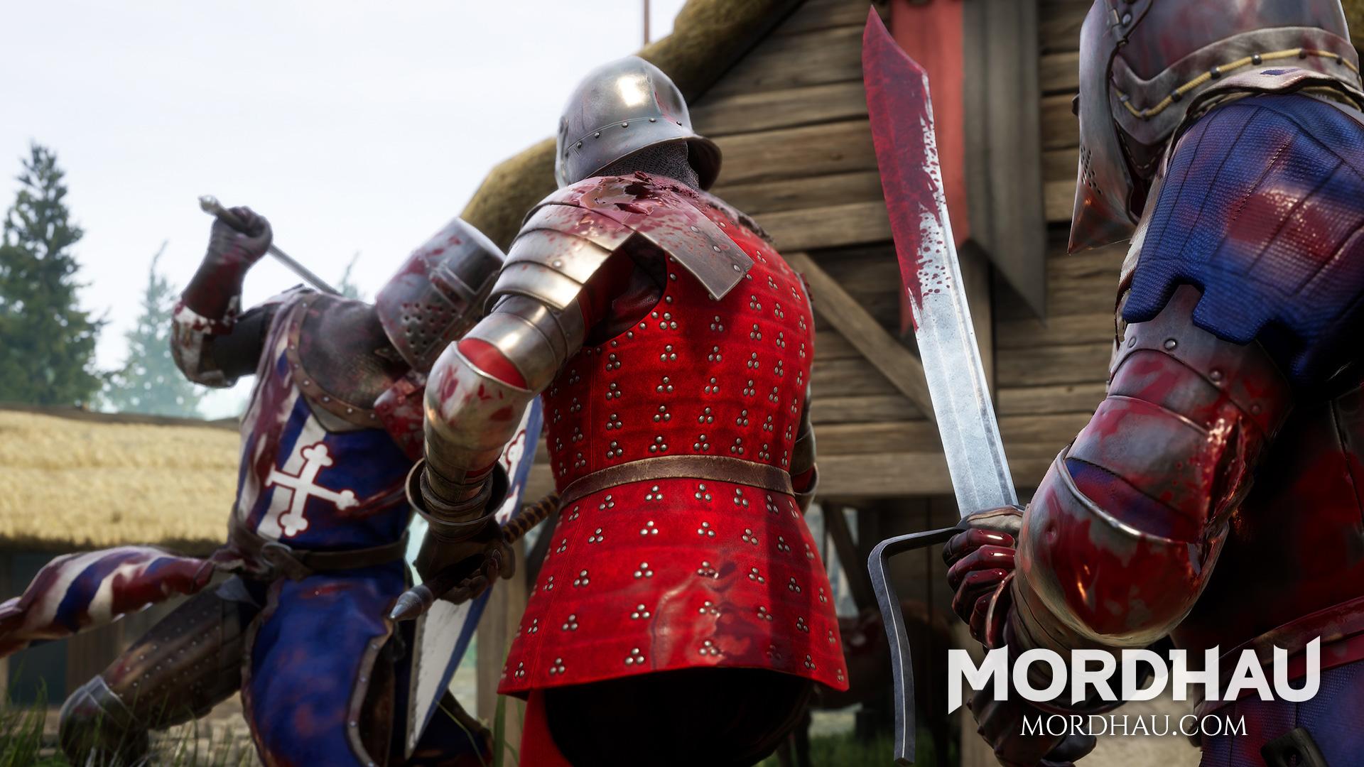 Mordhau: Multiplayer medieval melee game - Mordhau com